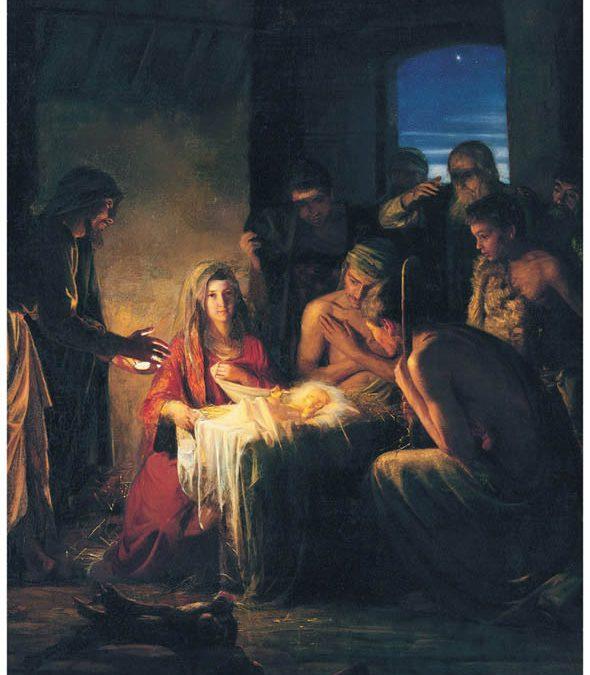 José: Testemunha do Nascimento de Cristo